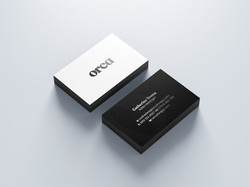 Orca Business Cards