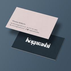 Kogarashi Business Card