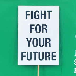 Fight For Your Future