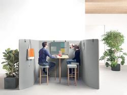 Martex Informal Meeting-table-well