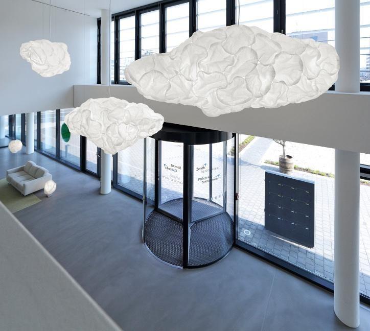Plafonniers Cloud de Belux