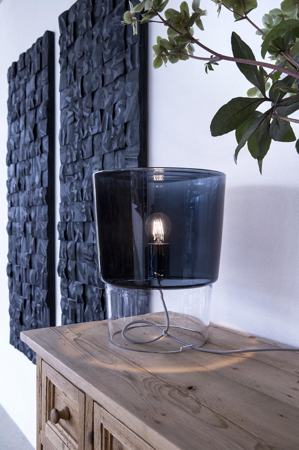 Lampe de Table Vestale de Prandina