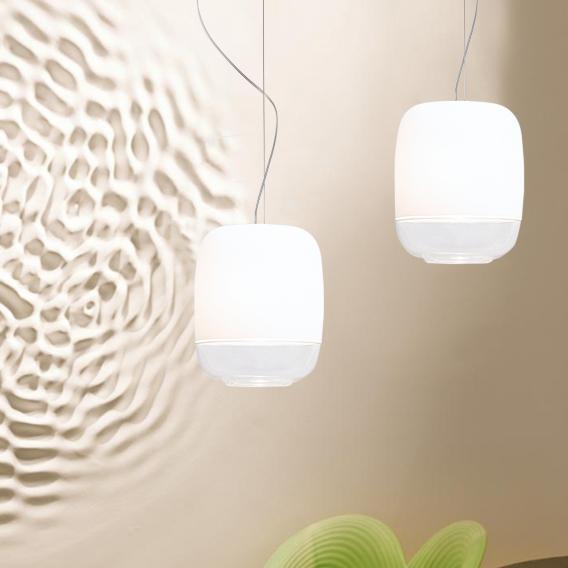 Suspensions Gong LED de Prandina