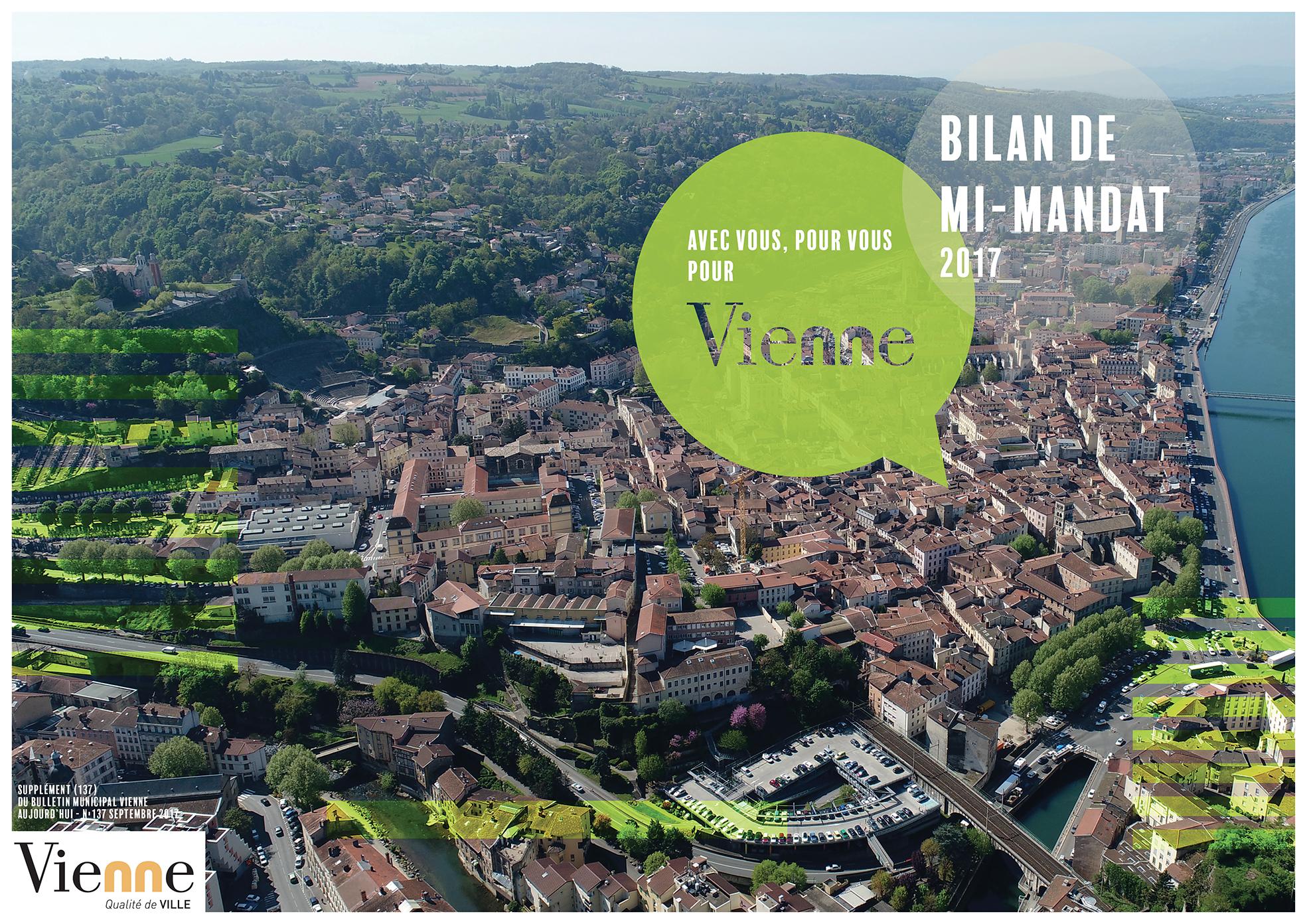 Bilan de mandat Vienne