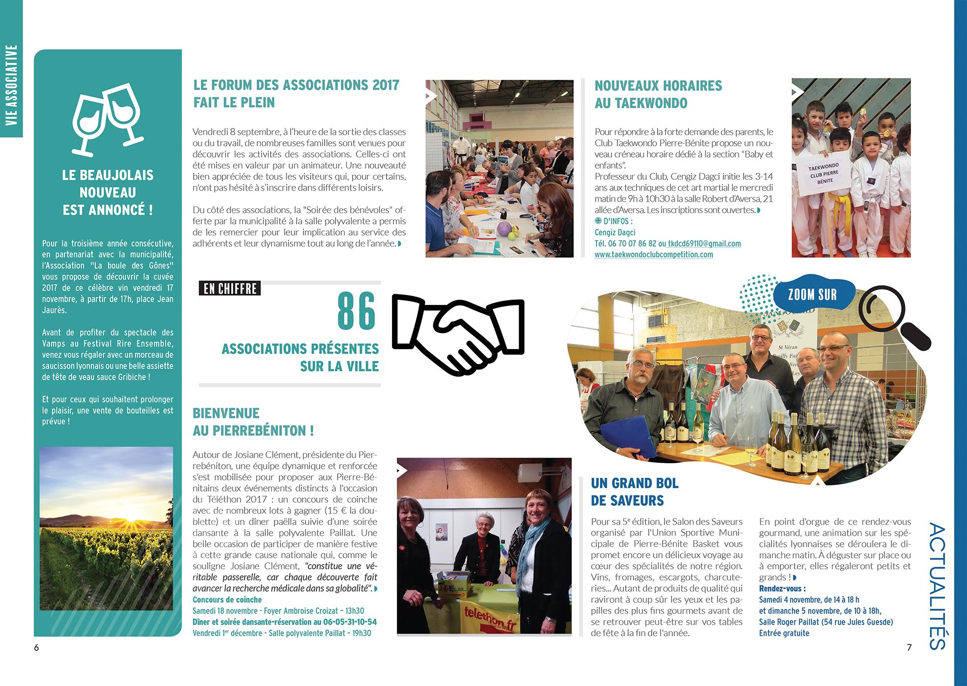 Pierre Bénite Magazine