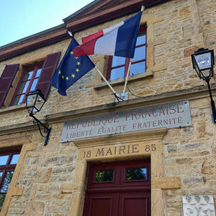 Mairie du Rhône