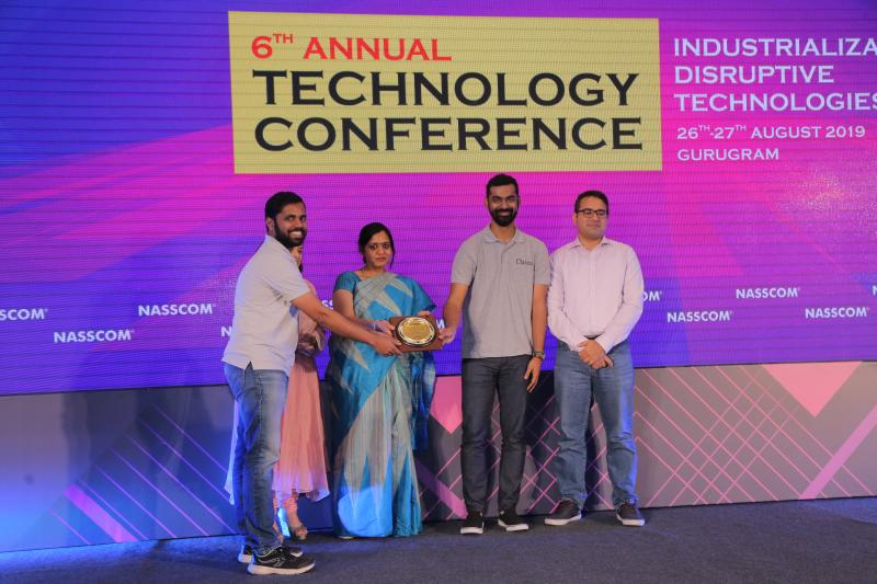 NATC (Nasscom) Award for Social Impact 2019