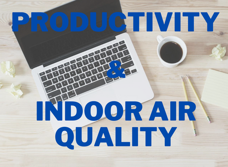 Productivity and Indoor Air Quality