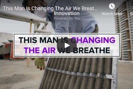 Changing The Air We Breathe