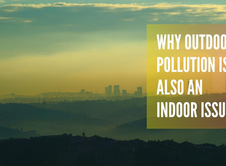 Understanding the relationship between Outdoor and Indoor Air Quality