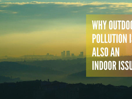 Understanding the relationship between Outdoor and Indoor Air Quality