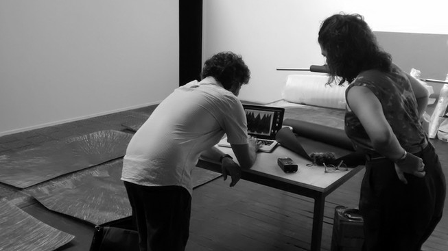 A descrição do gesto: uma conversa com Gabriel Guimmler Netto | Natália Quinderé & Rodrigo B. Carrijo