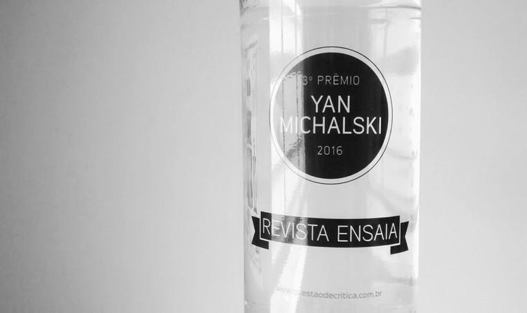 Revista Ensaia recebe o 3º Prêmio Yan Michalski