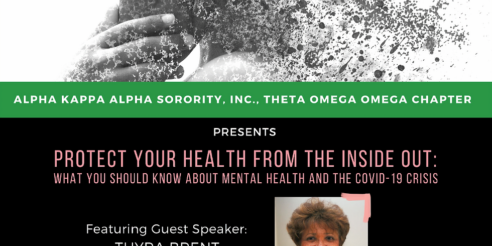 Protect Your Health From The Inside Out:  What You Should Know About Mental Health & The COVID-19 Crisis (Target II)