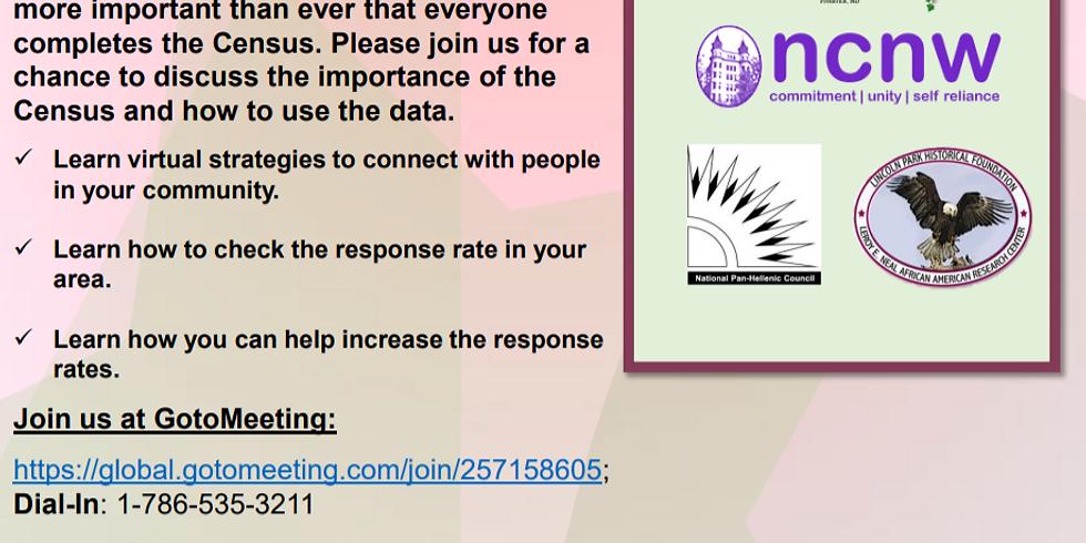 Every Vote Counts! Census 2020 Webinar