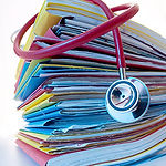 Dr. Lagen reviews all of your medical records and L&I claims info available