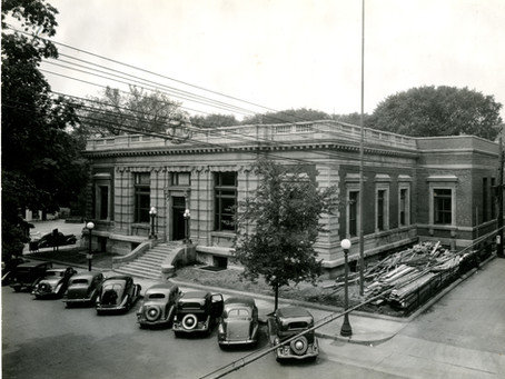 301 North Randolph Street - United States Post Office