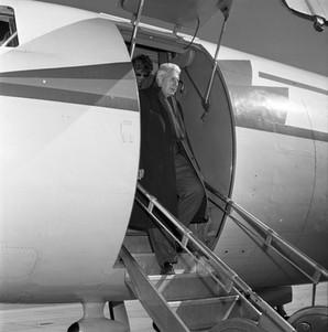Senator John F. Kennedy Campaigns in Champaign on October 24, 1960