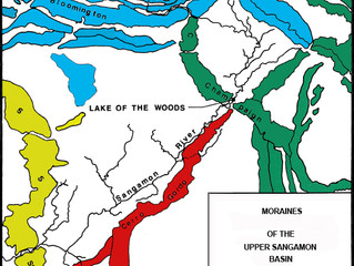 A Glacier Runs Through it: How Champaign County Got its Shape