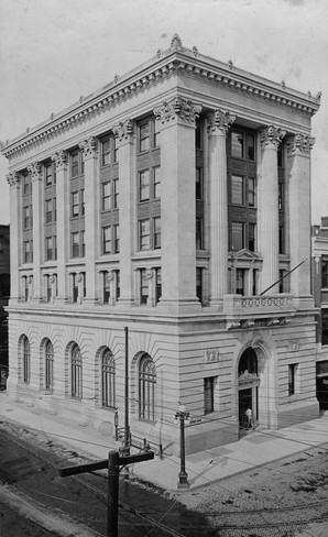 30 East Main Street - First National Bank