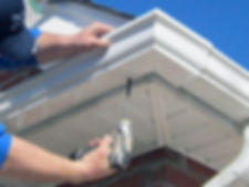 gutter repairs, residentia and commercial gutter maintenance