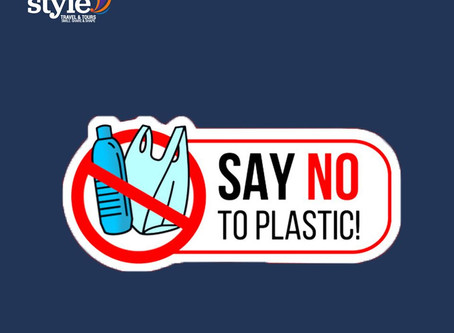 Say No to Plastic !!