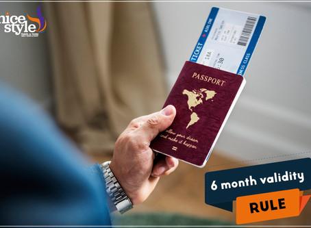 ပြည်ပ ခရီးသွားမယ်ဆိုရင် Passport ကို Expired Date စစ်ဖို့ မမေ့နဲ့နော် ‼️