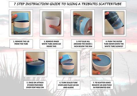 Scattertube Instructions