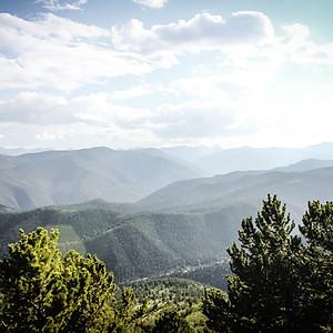 hidden mountain trail