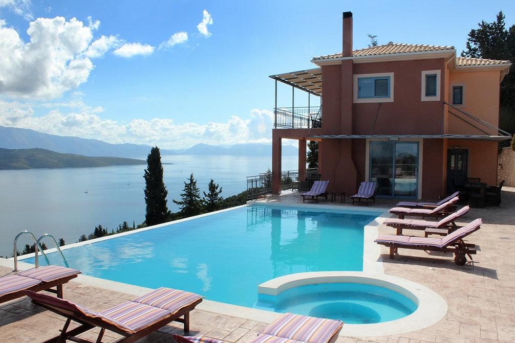 Affordable retreat in Greece