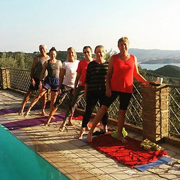Pilates and Mindfulness exercise