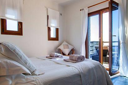 Retreat in Europe villa bedroom