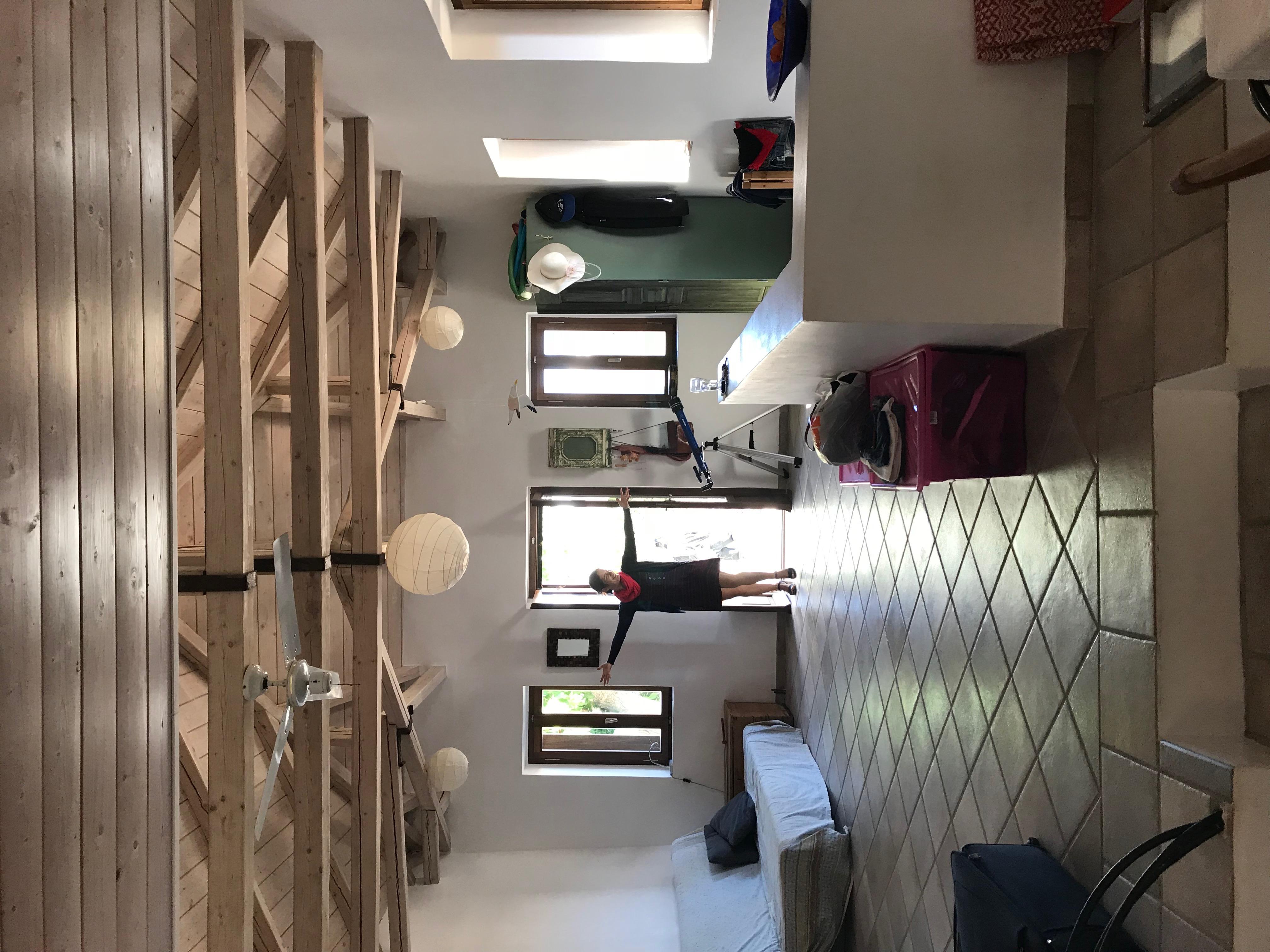 Maria's House lounge