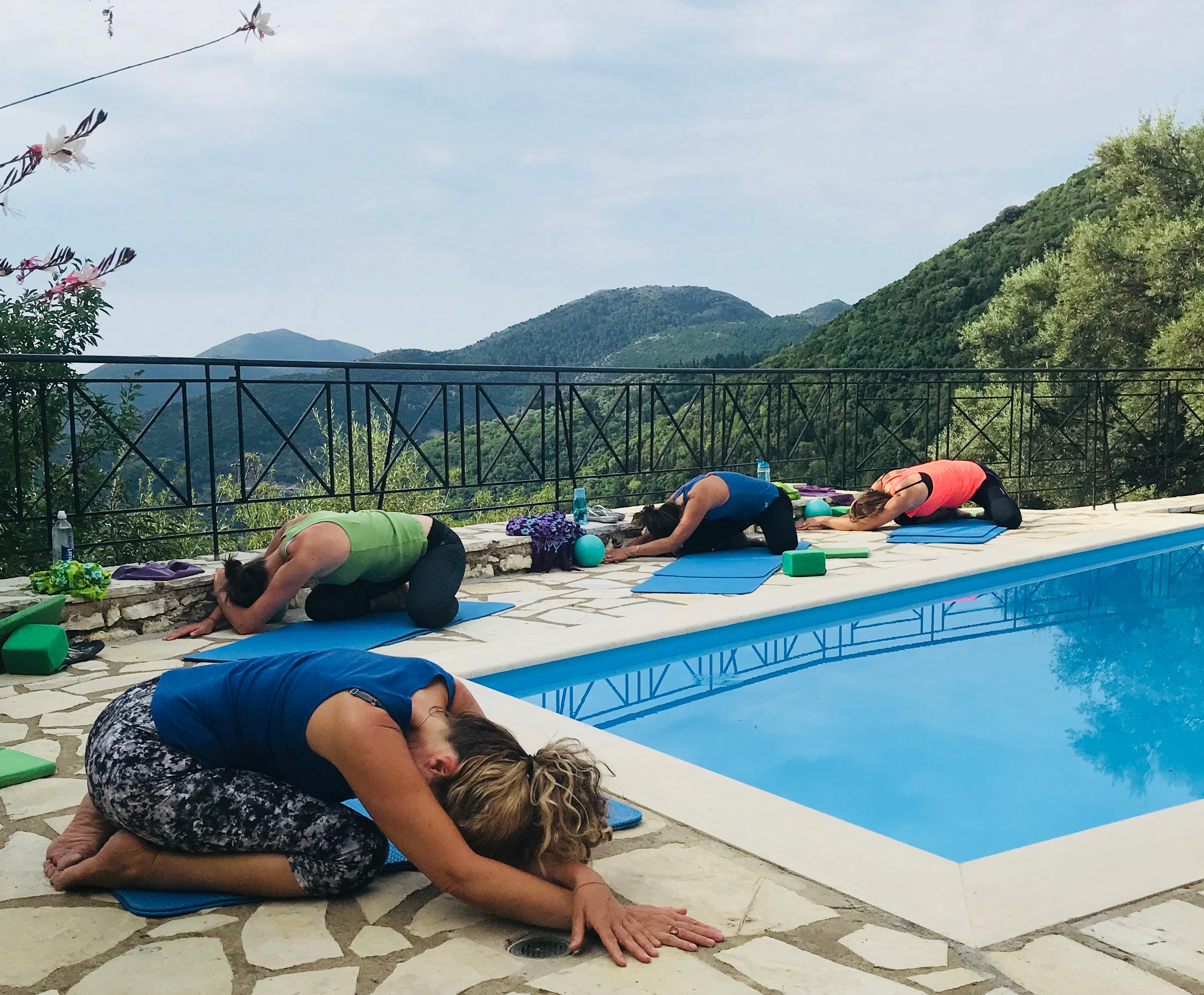 Mindfulness Retreat in Greece
