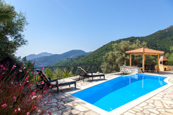 Ionian View pool