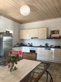Maria's House kitchen