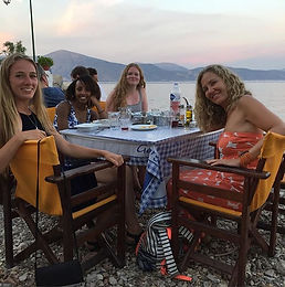 Pilates and Mindfulness dinner