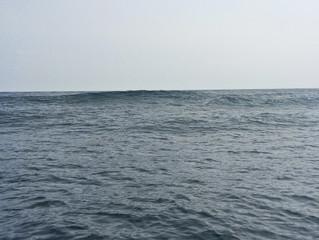 波とウネリ
