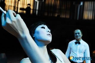 판토마임 단막극과 춤의 향연 '백설공주와 밀러셀프'