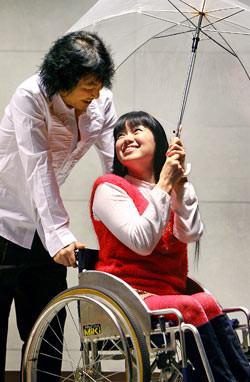 [출처: 중앙일보] 휠체어 타고 댄스 뮤지컬