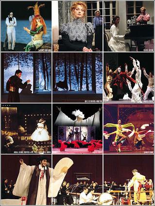 세계 국립극장 페스티벌, 국가대표 명작 56일간의 퍼레이드