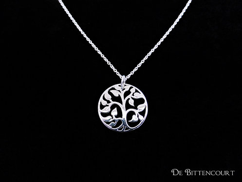 Fancy Tree of Life Necklace - Large