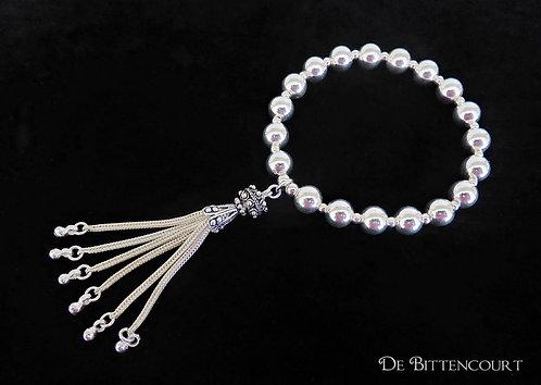 Bespoke Tassel Bracelet