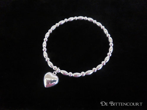 Classic Oval Bracelet + Various Charms