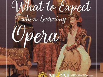 What to Expect When Learning Opera