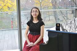Tiffany Receives RCM Gold Medal 2015