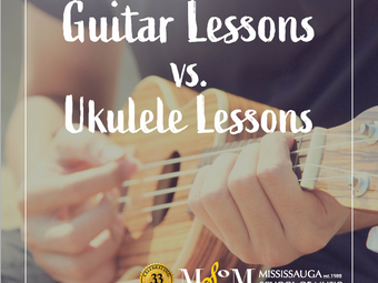 Guitar Versus Ukulele - What are the Differences?