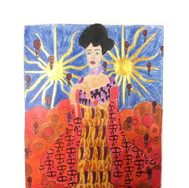 Art Factory Gustav Klimt Study