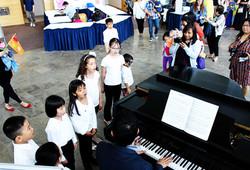MSoM Children's Choir at LAC