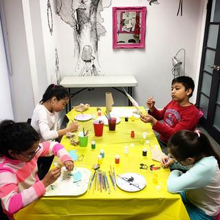 Art Factory Art Lessons Mississauga